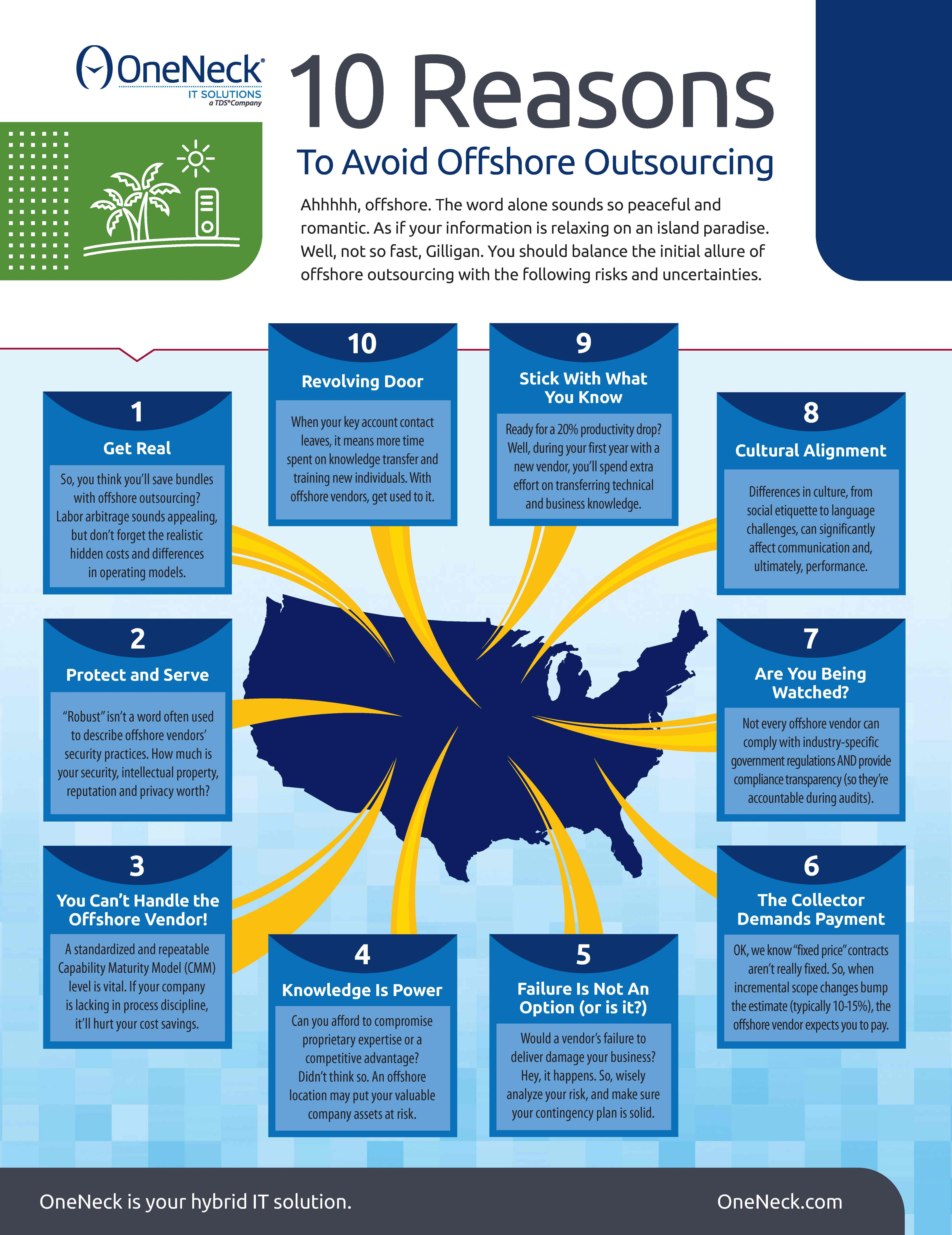 10-reasons-to-avoid-offshore-outsourcing-for-it